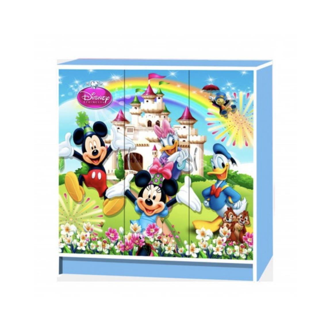 Mickey & Donald Blue